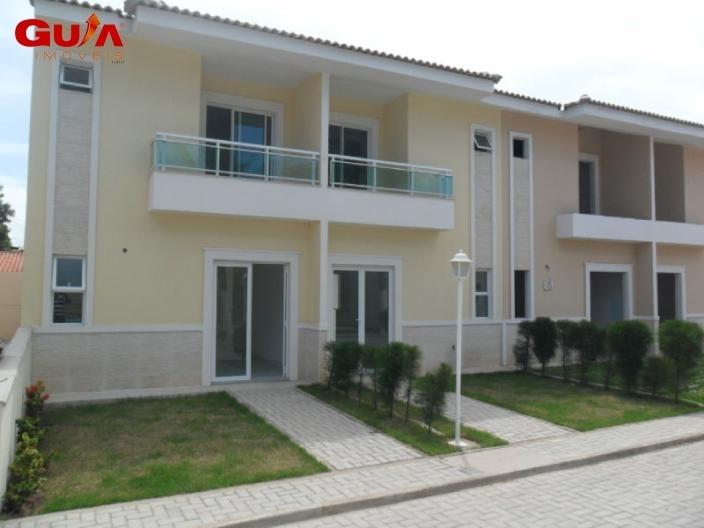 casa em condomínio na messejana - 341