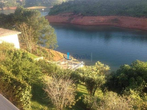 casa em condomínio na represa à venda, parque alpina, igaratá - ch0016. - ch0016