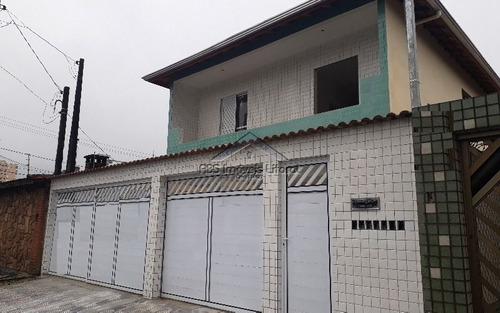casa em condomínio na vila guilhermina em praia grande
