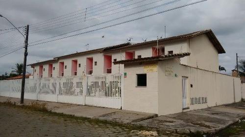 casa em condomínio no cibratel 2, em itanhaém.4247