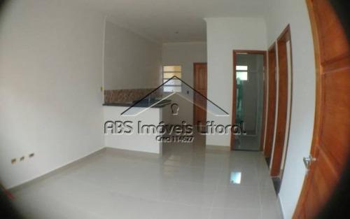 casa em condominio no maracanã praia grande - sp - cco 872