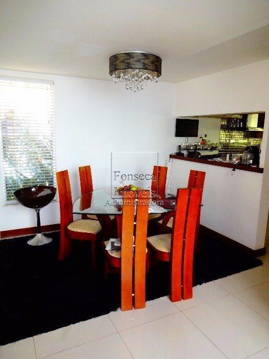 casa em condominio - nogueira - ref: 2862 - v-2862