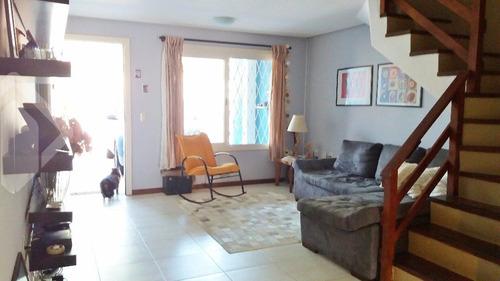 casa em condominio - nonoai - ref: 211216 - v-211216