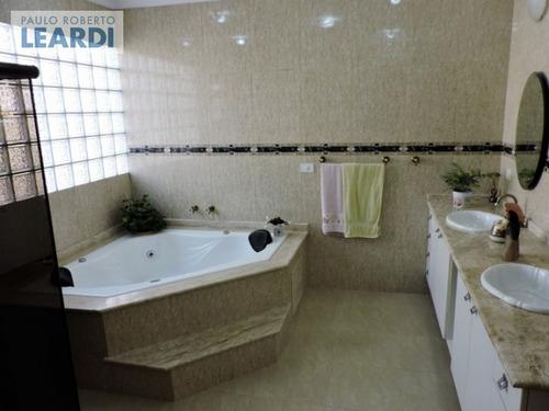 casa em condomínio nova higienópolis - jandira - ref: 522541