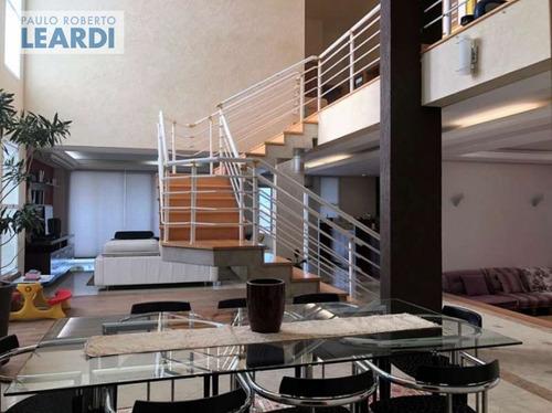 casa em condomínio nova higienópolis - jandira - ref: 555389