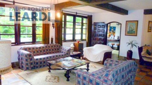 casa em condomínio panamby  - são paulo - ref: 19658