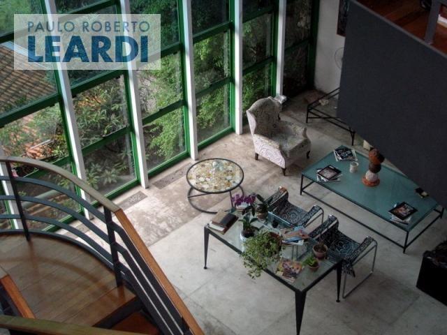 casa em condomínio panamby  - são paulo - ref: 245104