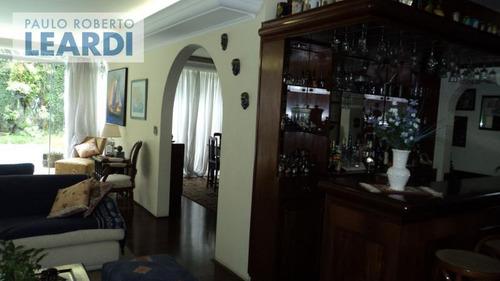 casa em condomínio panamby  - são paulo - ref: 256181