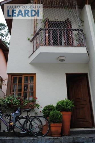 casa em condomínio panamby  - são paulo - ref: 391610