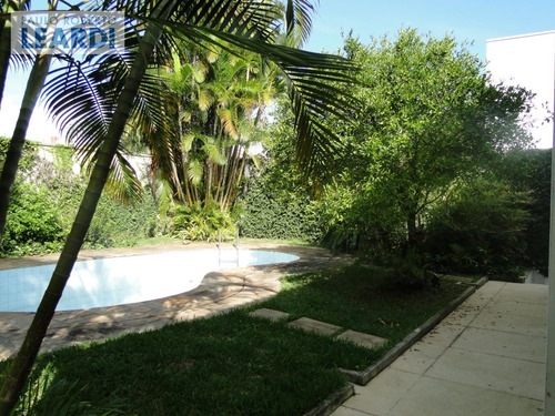 casa em condomínio panamby  - são paulo - ref: 468208