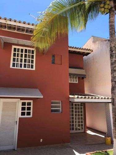 casa em condomínio para locação em salvador, stela maris, 2 dormitórios, 2 banheiros, 1 vaga - vs395