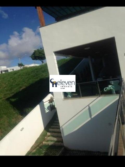 casa em condomínio para venda alphaville ii, salvador com: 6 dormitórios sendo 6 suítes, 2 salas, 2 banheiros, 6 vagas 1.000 m² construída. - tjl1020 - 4703716