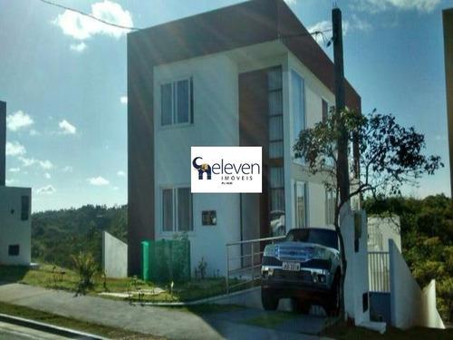 casa em condomínio para venda alphaville litoral norte i, camaçari. 3 dormitórios, 1 sala, 1 banheiro, 2 vagas, 300 m² . - tot234 - 4917689
