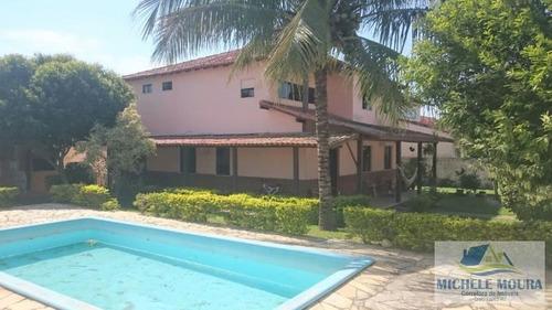 casa em condomínio para venda em araruama, ponte dos leites, 5 dormitórios, 2 suítes, 3 banheiros, 4 vagas - 113