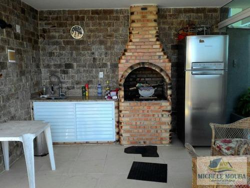 casa em condomínio para venda em araruama, praia seca, 3 dormitórios, 2 suítes, 1 banheiro, 5 vagas - 252
