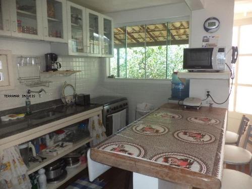 casa em condomínio para venda em armação dos búzios, forno, 3 dormitórios, 2 suítes, 3 banheiros, 2 vagas - cc 139