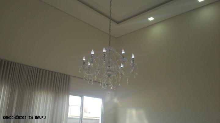 casa em condomínio para venda em bauru, residencial lago sul, 3 dormitórios, 3 suítes, 5 banheiros, 2 vagas - 235_2-888921