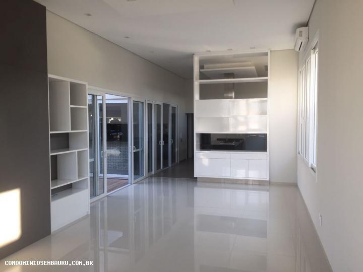 casa em condomínio para venda em bauru, residencial lago sul, 3 dormitórios, 3 suítes, 5 banheiros, 2 vagas - 273_2-888862