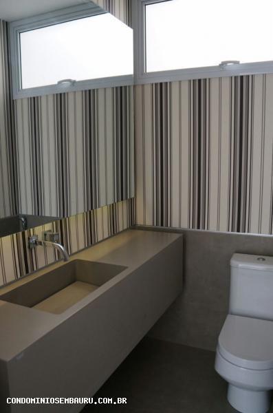 casa em condomínio para venda em bauru, residencial lago sul, 3 dormitórios, 3 suítes, 5 banheiros, 2 vagas - 935_2-888952