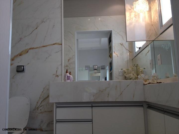 casa em condomínio para venda em bauru, residencial lago sul, 4 dormitórios, 4 suítes, 6 banheiros, 2 vagas - 228_2-888917