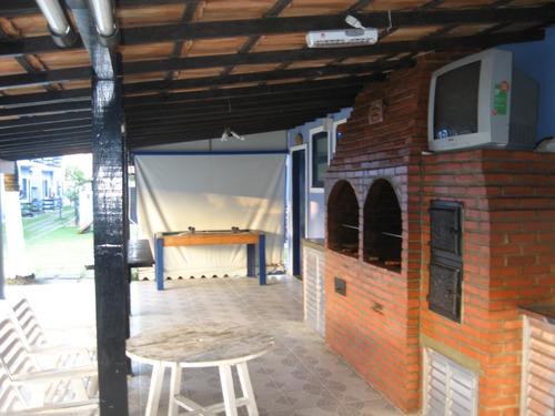 casa em condomínio para venda em cabo frio, parque burle, 2 dormitórios, 1 banheiro, 1 vaga - cc 101
