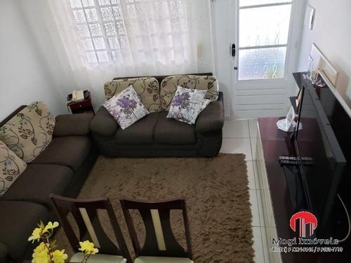 casa em condomínio para venda em mogi das cruzes, jardim bela vista, 2 dormitórios, 2 banheiros, 1 vaga - so470