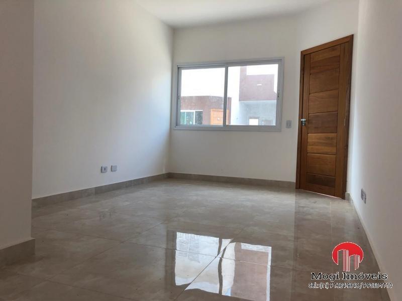 casa em condomínio para venda em mogi das cruzes, vila nova aparecida, 2 dormitórios, 2 banheiros, 1 vaga - so485_2-970475