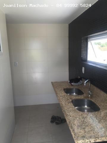 casa em condomínio para venda em natal, cidade satélite/pitimbu - parco della veritá, 4 dormitórios, 4 suítes, 6 banheiros, 2 vagas - cas0439