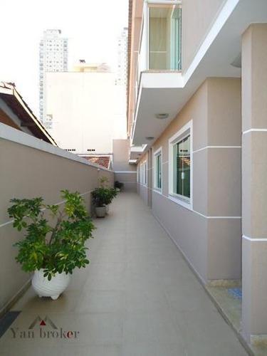 casa em condomínio para venda em são paulo, santana, 3 dormitórios, 1 suíte, 2 banheiros, 3 vagas - 70580