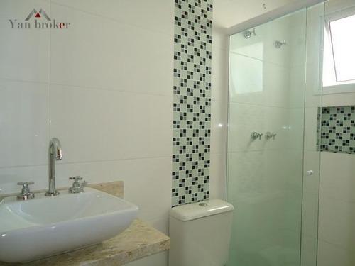 casa em condomínio para venda em são paulo, santana, 3 dormitórios, 1 suíte, 3 banheiros, 3 vagas - 70581