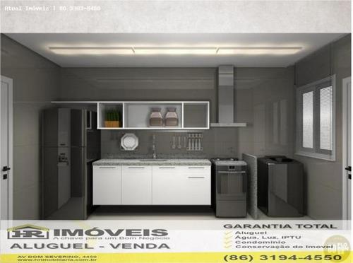 casa em condomínio para venda em teresina, morros, 3 dormitórios, 2 suítes, 1 banheiro, 2 vagas - 883