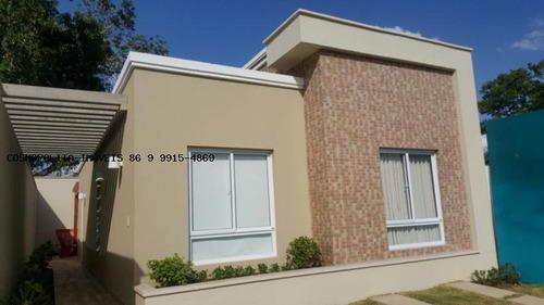 casa em condomínio para venda em teresina, socopo, 3 dormitórios, 1 suíte, 2 banheiros, 2 vagas - casa singular teresina