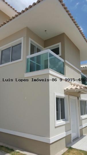 casa em condomínio para venda em teresina, socopo, 3 dormitórios, 3 suítes, 4 banheiros, 2 vagas - casa la vie suiça