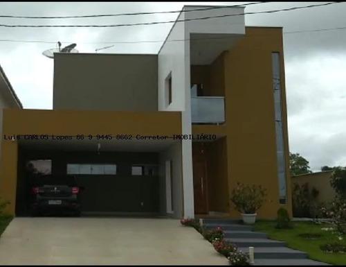 casa em condomínio para venda em teresina, terras alphaville teresina, 4 dormitórios, 4 suítes, 5 banheiros, 2 vagas - casa terras alphaville