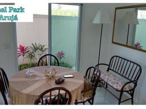 casa em condomínio para venda jardim fazenda rincão arujá - de00107