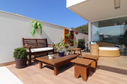 casa em condomínio para venda no recreio dos bandeirantes em - 000924