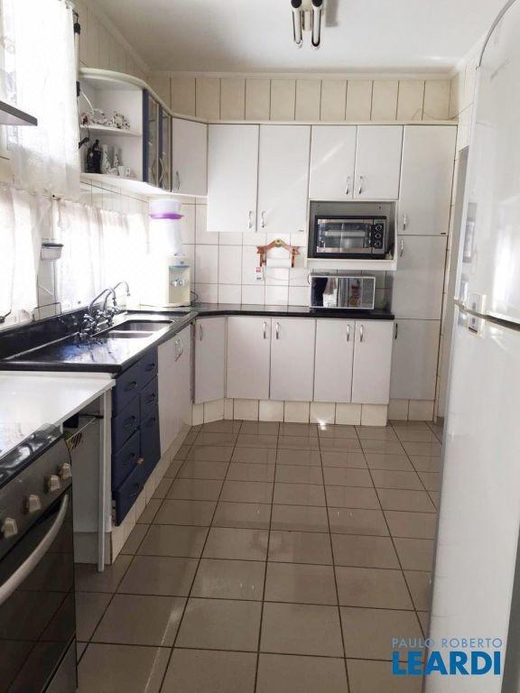 casa em condomínio - parque lausanne - sp - 586565