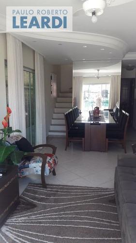 casa em condomínio parque monte alegre - taboão da serra - ref: 535131