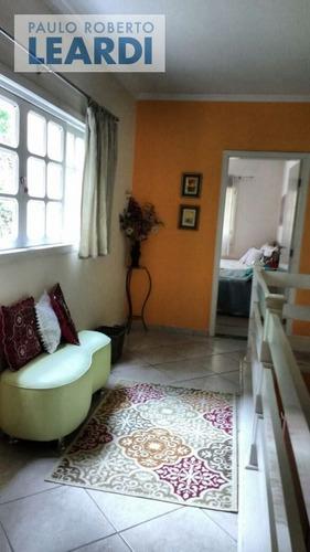 casa em condomínio parque nova jandira - jandira - ref: 494408