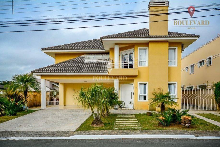 casa em condominio pinewoods  com piscina em pineville - pinhais - ca0061