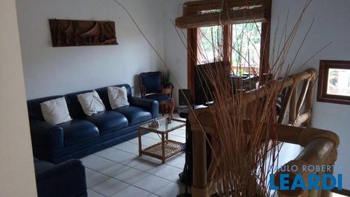 casa em condomínio praia de cambury - são sebastião - ref: 547151