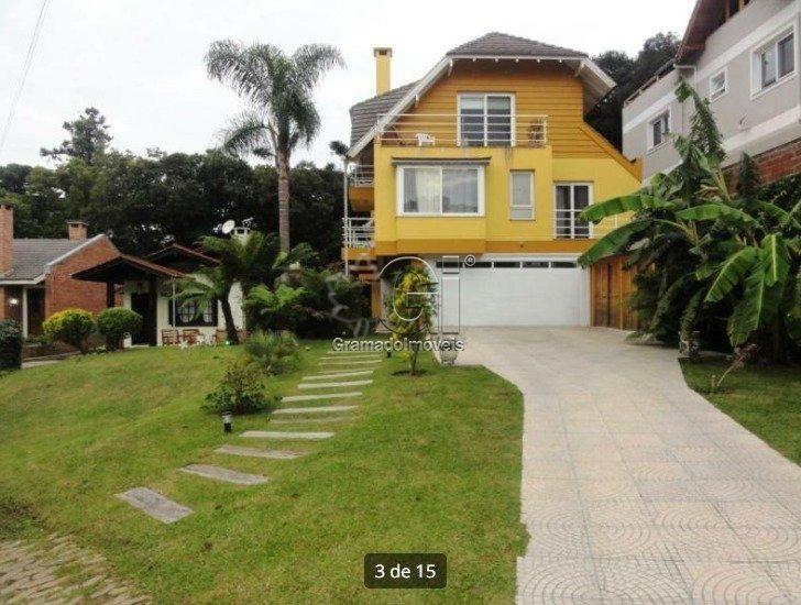 casa em condominio - quinta da serra - ref: 1256 - v-2373