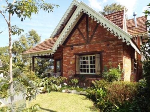 casa em condominio - quinta de serra - ref: 156224 - v-156224