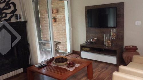 casa em condominio - quinta de serra - ref: 221799 - v-221799