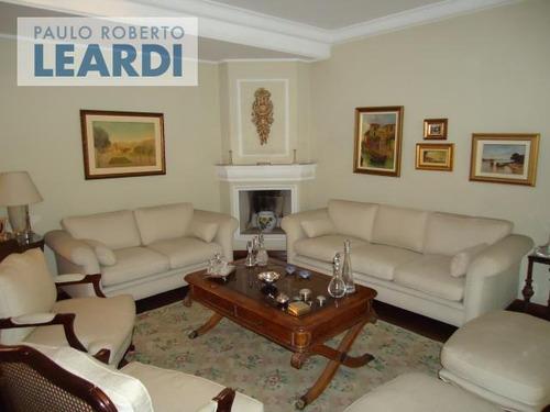 casa em condomínio real parque  - são paulo - ref: 244846