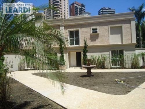 casa em condomínio real parque  - são paulo - ref: 251471