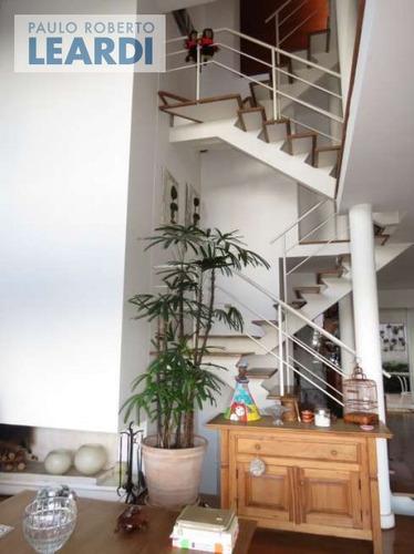 casa em condomínio real parque  - são paulo - ref: 379335