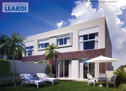 casa em condomínio real parque  - são paulo - ref: 407950