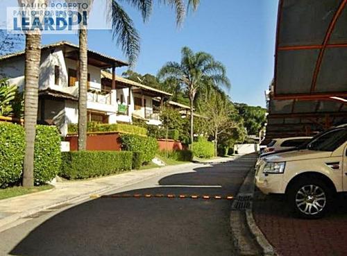 casa em condomínio real parque  - são paulo - ref: 418784