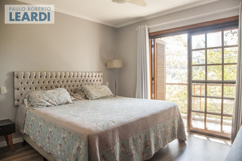 casa em condomínio real parque  - são paulo - ref: 428526